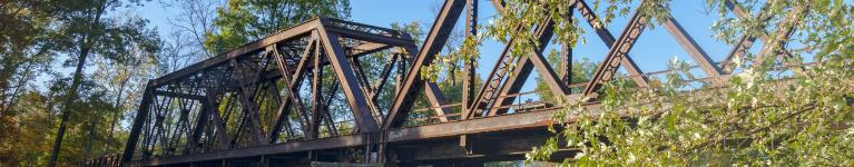 Springtown Truss Bridge, New Paltz, NY